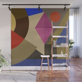 Mutt's Nuts SIX Square Wall Mural