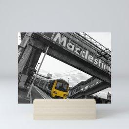 Welcome to Macclesfield Mini Art Print