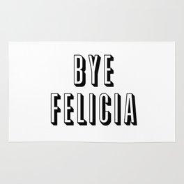 Bye Felicia Rug