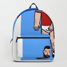 Beard Boy: Package Backpack