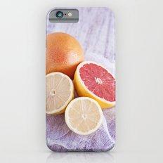 Cítricos II iPhone 6s Slim Case