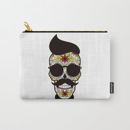 Mr. Sugar Skull Carry-All Pouch