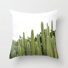 Succulent IV Throw Pillow