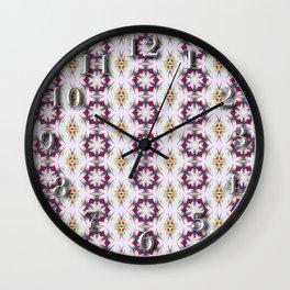 CrystalStar Wall Clock