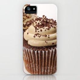 Chocolate Cupcakes iPhone Case