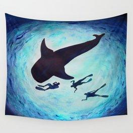 Sea life Wall Tapestry