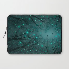 One by One, the Infinite Stars Blossomed Laptop Sleeve