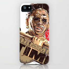 $top!Hammer Time iPhone Case
