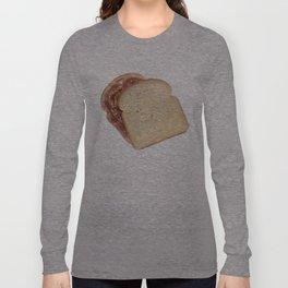 Peanut Butter and Jelly Sandwich Long Sleeve T-shirt