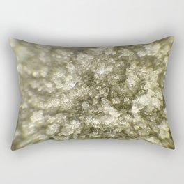 Yellow Diamonds Rectangular Pillow
