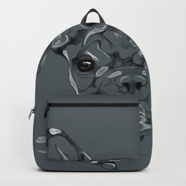 Sketchy Frenchie Backpack
