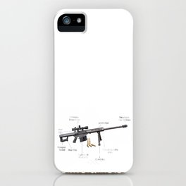 Sniper iPhone Case