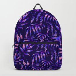 Brooklyn Forest - Purple Backpack