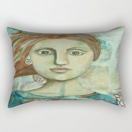 Beseesch Rectangular Pillow