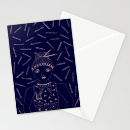 Can I 'PENCIL' you in for a date? Stationery Cards