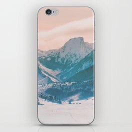Keep Your Face to the Sun iPhone Skin