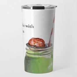 La Cuisine Fusion - Smoothie with Chouriça Travel Mug