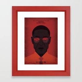 Breaking Bad - Más Framed Art Print