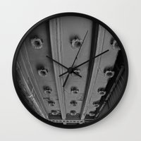 theatre Wall Clocks featuring LA THEATRE by KING