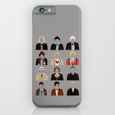 Twelve Doctors iPhone 6s Slim Case