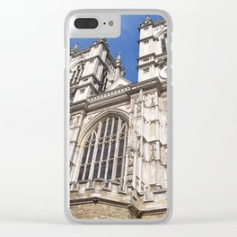 Westminster Cathedral Clear iPhone Case