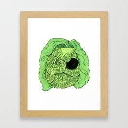 Kurt Brussel Framed Art Print
