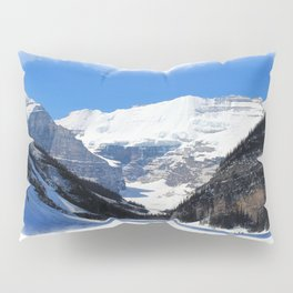 Lake Louise in Banff National Park Pillow Sham