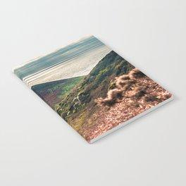 Cornish seascape, Landscape photography, Giclee print, Nautical wall decor, secret beach, Nanjizal Notebook