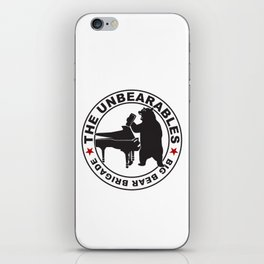 The UnBearables iPhone Skin