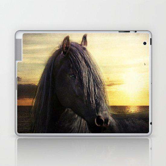 frisian sunrise Laptop & iPad Skin