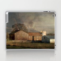 Passing Storm Laptop & iPad Skin
