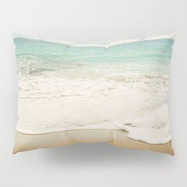 Ombre Beach Pillow Sham