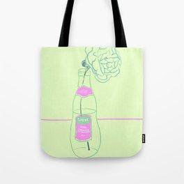 Rose and Pink Lemonade Tote Bag