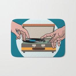 music Bath Mat