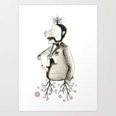 kissable Art Print