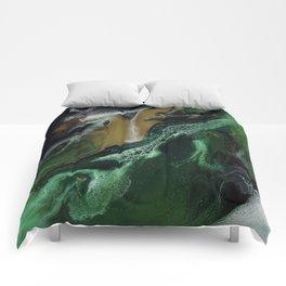 Trimeresurus Stejnegeri - Resin Art Comforters