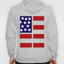 American design! USA flag #society6 #decor #buyart #artprint Hoody