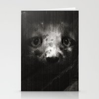 mouse Stationery Cards featuring Mouse by zumzzet