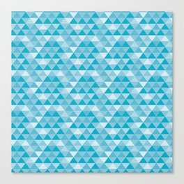 triangles 2 Canvas Print