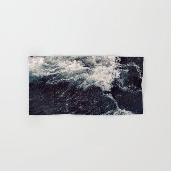 Rush of Waves Hand & Bath Towel