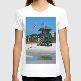 Welcome To Siesta Key Beach T-shirt