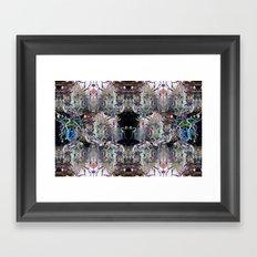 Blending modes 3 Framed Art Print