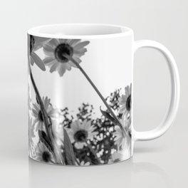 Below The Daisies Coffee Mug