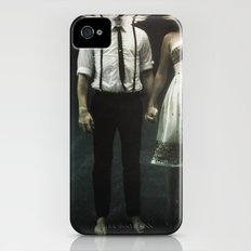 abyss of the disheartened : IV iPhone (4, 4s) Slim Case