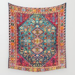 N131 - Heritage Oriental Vintage Traditional Moroccan Style Design Wall Tapestry