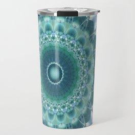 Mandala Free Soul Travel Mug