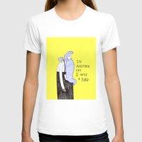 birdman T-shirts featuring Birdman by Irene LoaL