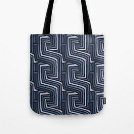 Periwinkle Linea Tote Bag