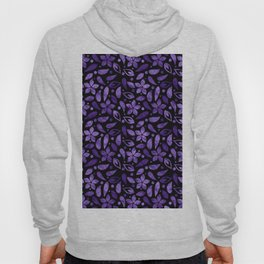 LOVELY FLORAL PATTERN #4 Hoody