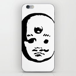 Baby Badger iPhone Skin